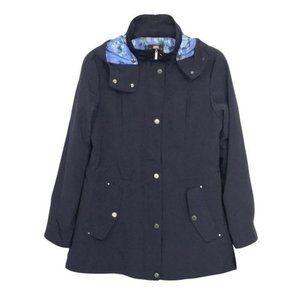 Water Repellent Removable Liner & Hood Coat Jacket